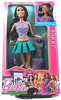 Barbie  NIKKI  Doll & Fashion    **** AN30***