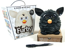 Fur Furby 3 ass HASBRO 398340000 ****