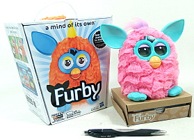 Fur Furby 3 ass HASBRO 20007 ****N35N
