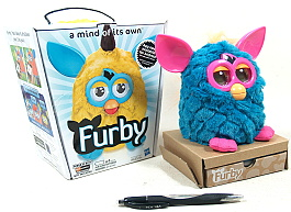 Fur Furby 3 ass HASBRO 20008 ****N35N